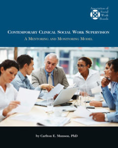 Cover of Contemporary Clinical Supervision
