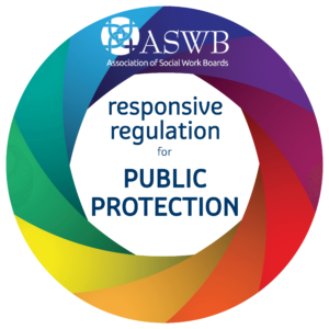 Conference logo: responsive regulation for public protection